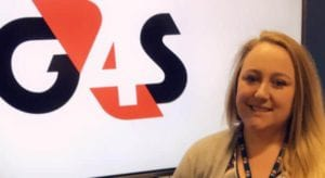 Amy Sample at G4S