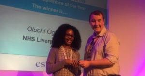 Oluchi Ogbonna wins Informatics Award 2019